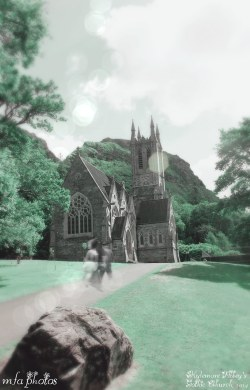 Kylemore Abbey's Gothic Church, 2014
