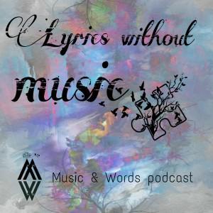 lyrics without music