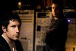 Trent Reznor and Atticus Ross music film score